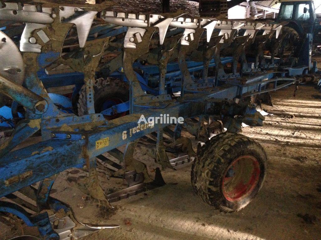 LEMKEN Euro 9  reversible plough