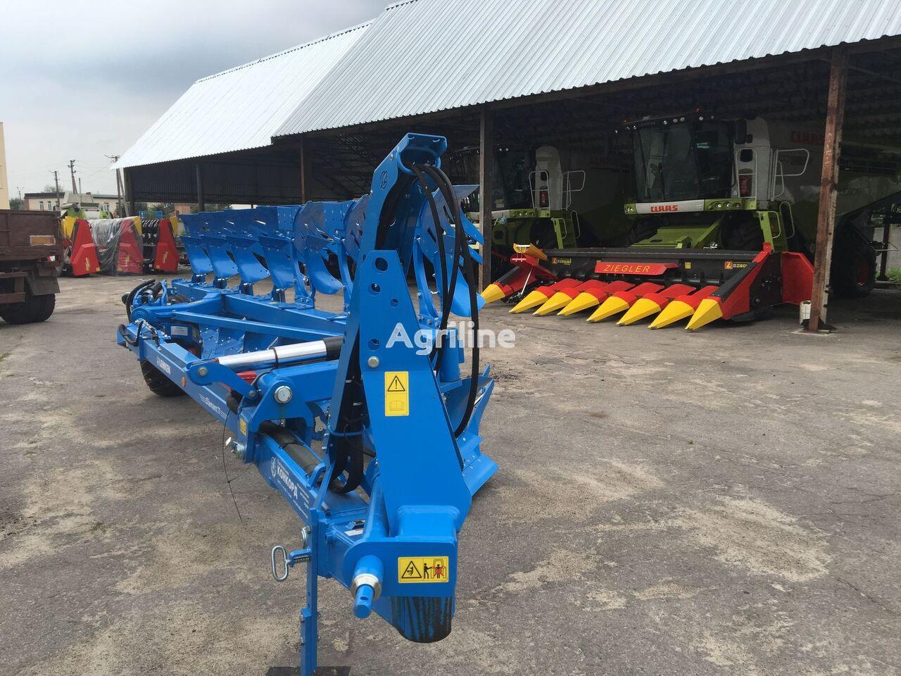 new LEMKEN EuroDiamant 11 7+1 Onland reversible plough