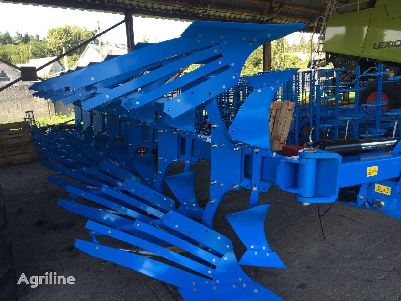 new LEMKEN EuroDiamant 16 7+1 reversible plough