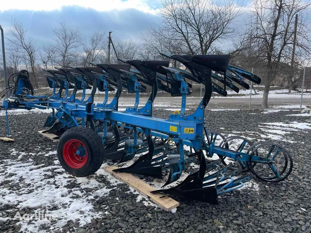 LEMKEN Juwel 8 z katkom  reversible plough