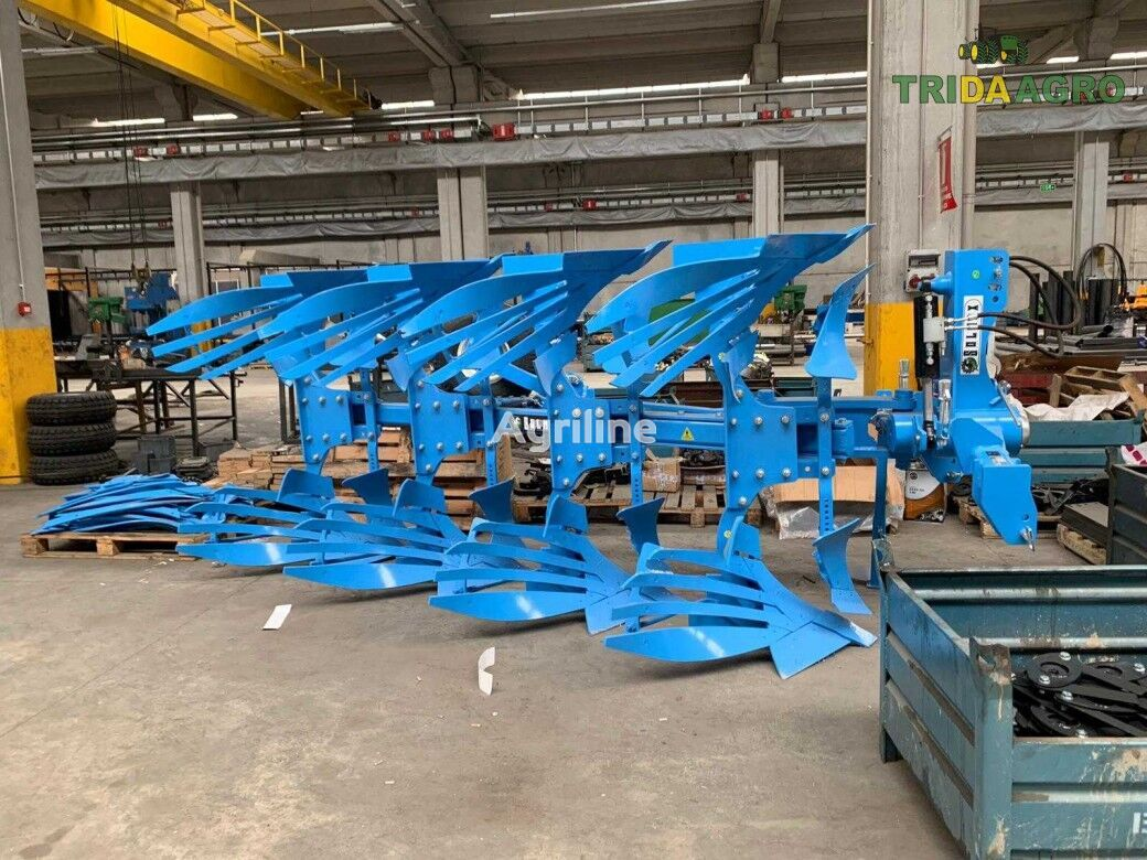 LEMKEN Opal reversible plough