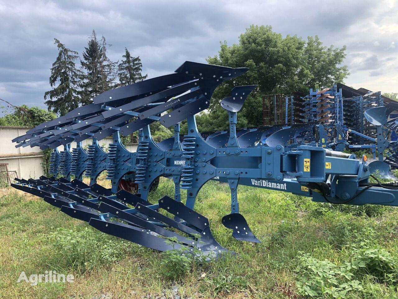 LEMKEN VariDiamant reversible plough