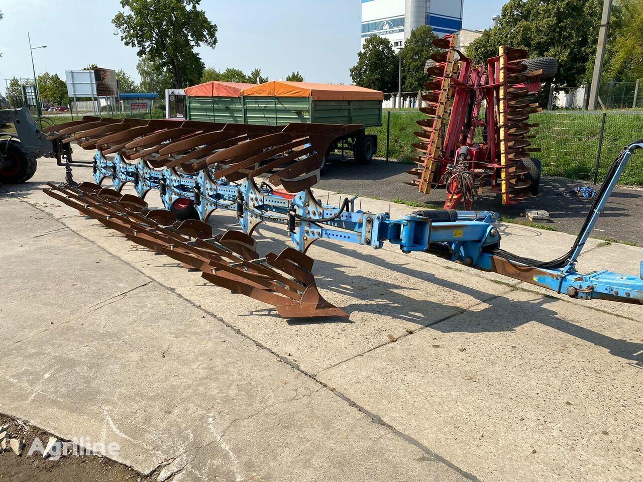 LEMKEN VariDiamant 10 reversible plough