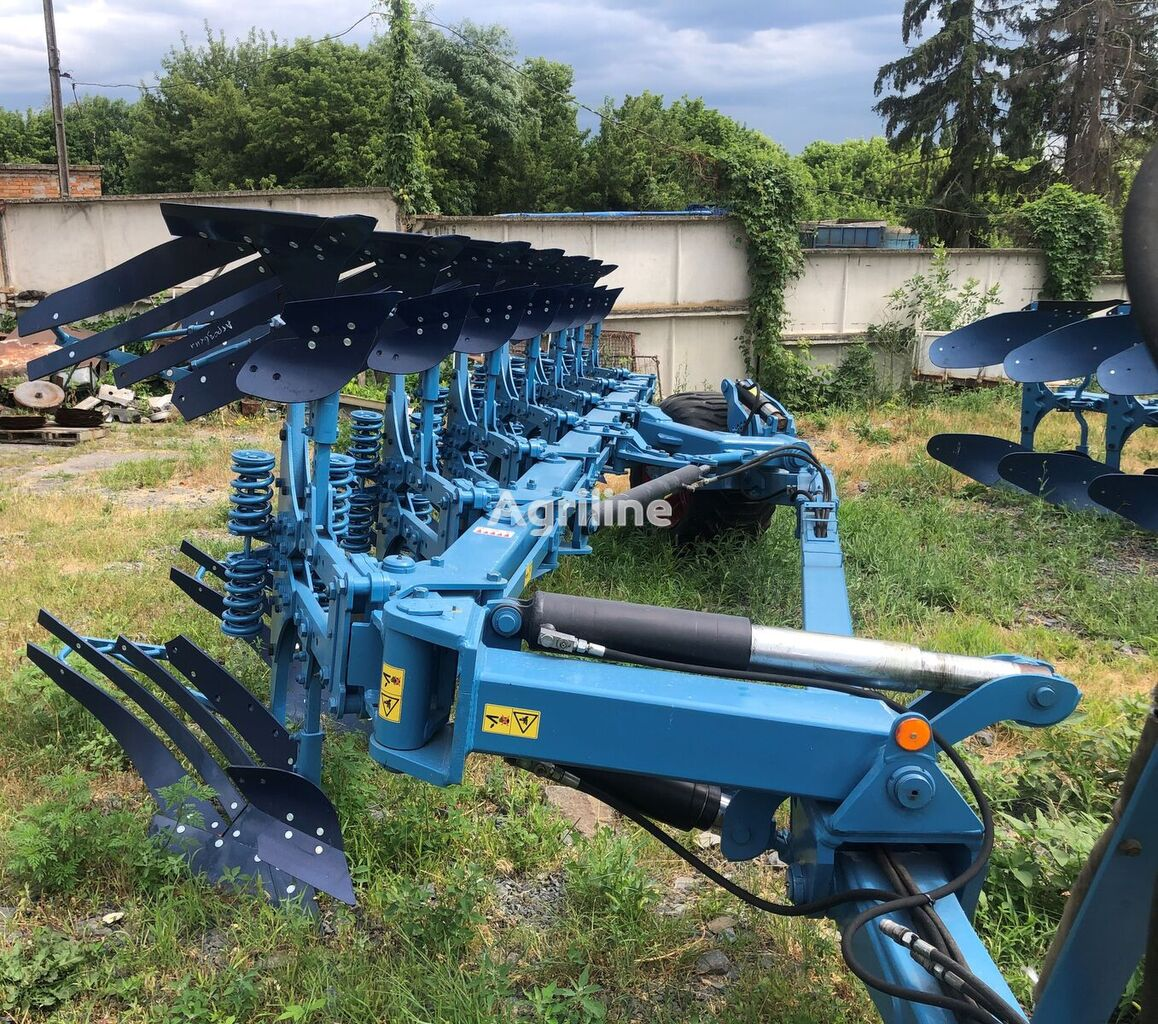 LEMKEN VariDiamant 6+1 reversible plough