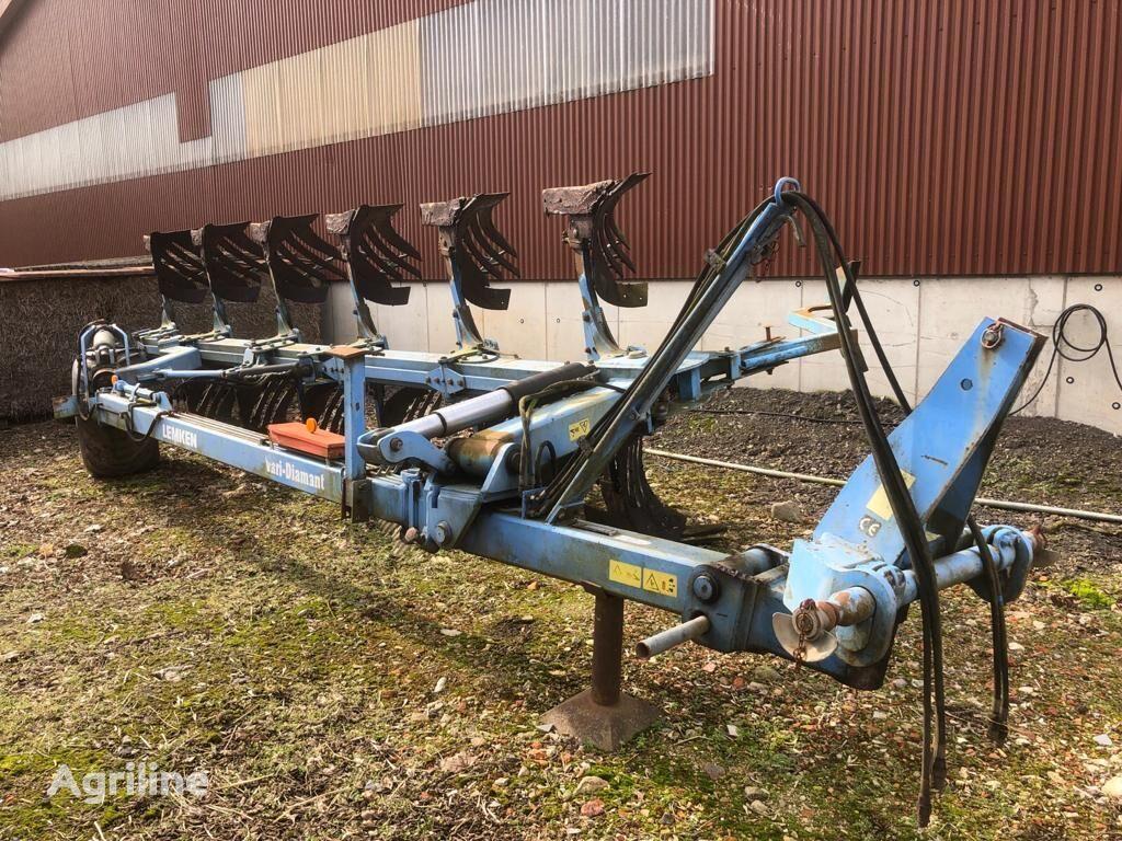 LEMKEN VariDiamant 9 reversible plough