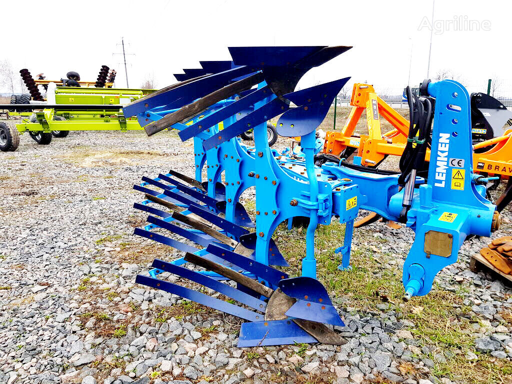 LEMKEN VariOpal 120. 4 reversible plough