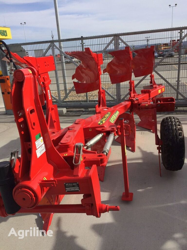 new OPaLL-AGRI Jupiter 3+1  reversible plough