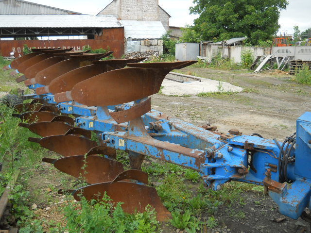 RABE reversible plough