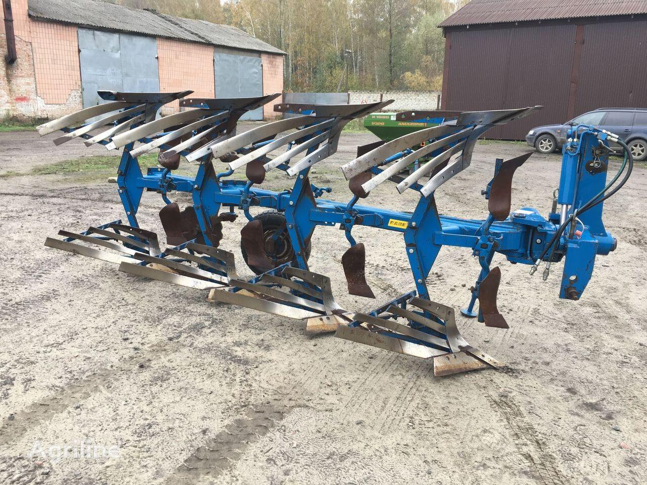 RABE Rabe Werk 4 korpusniy 3+1+ yak Lemken reversible plough