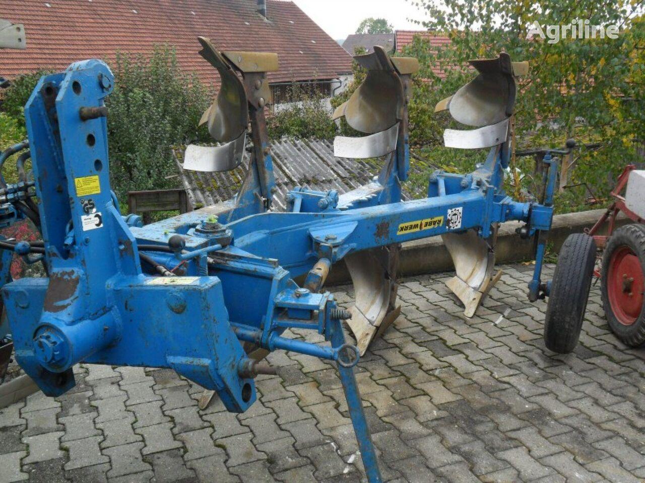 RABE Super Taube Avant LGD III / 70-40 reversible plough