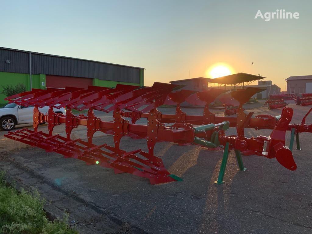 new SUKOV Arco agro 8 korpusov reversible plough