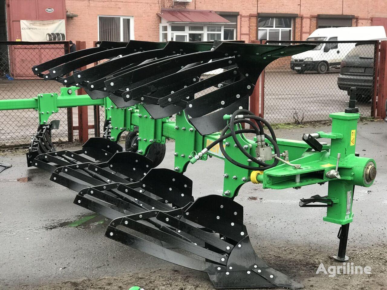 new VELES-AGRO PON 3+1 reversible plough