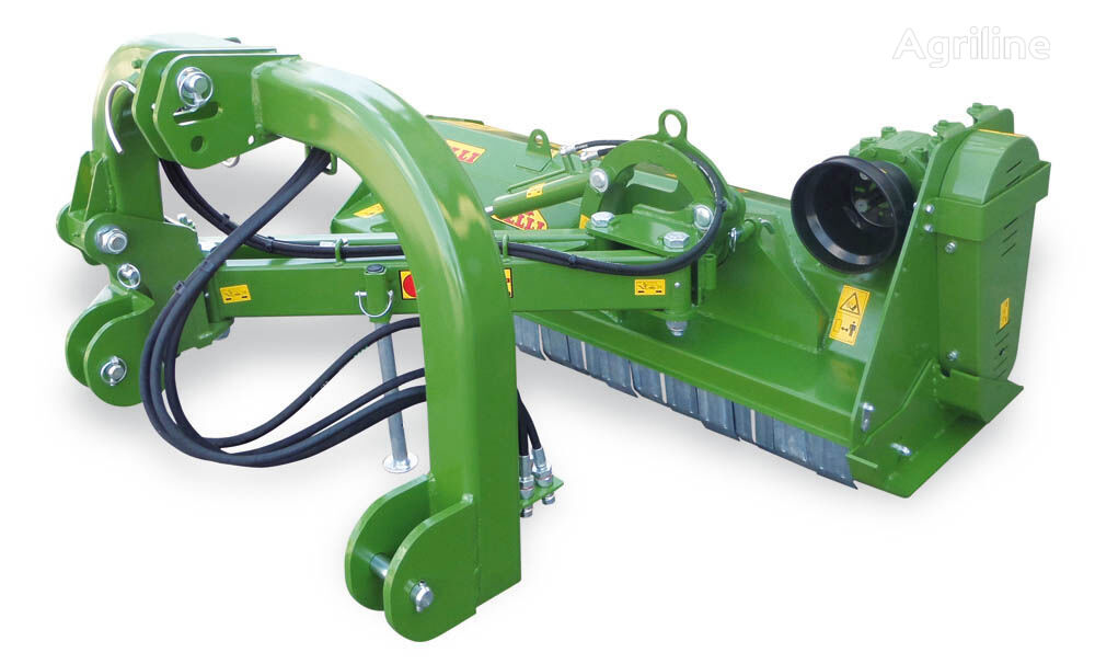 new CELLI VIRGO roadside mower