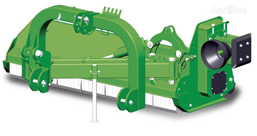 new CELLI VIRGO SE roadside mower