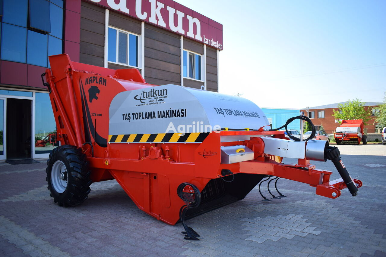 new TUTKUN KARDEŞLER KAPLAN Stone Picker 175cm rock picker