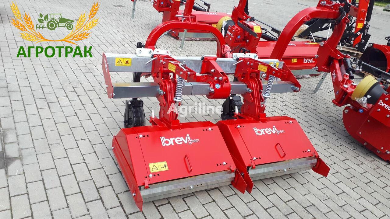 new Breviglieri rotavator