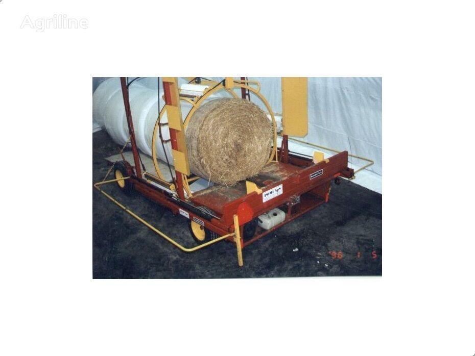 Pomi Kombi-Pack Fabriksny round bale wrapper