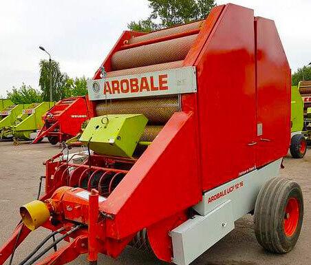 Arobale UCF 1216   round baler