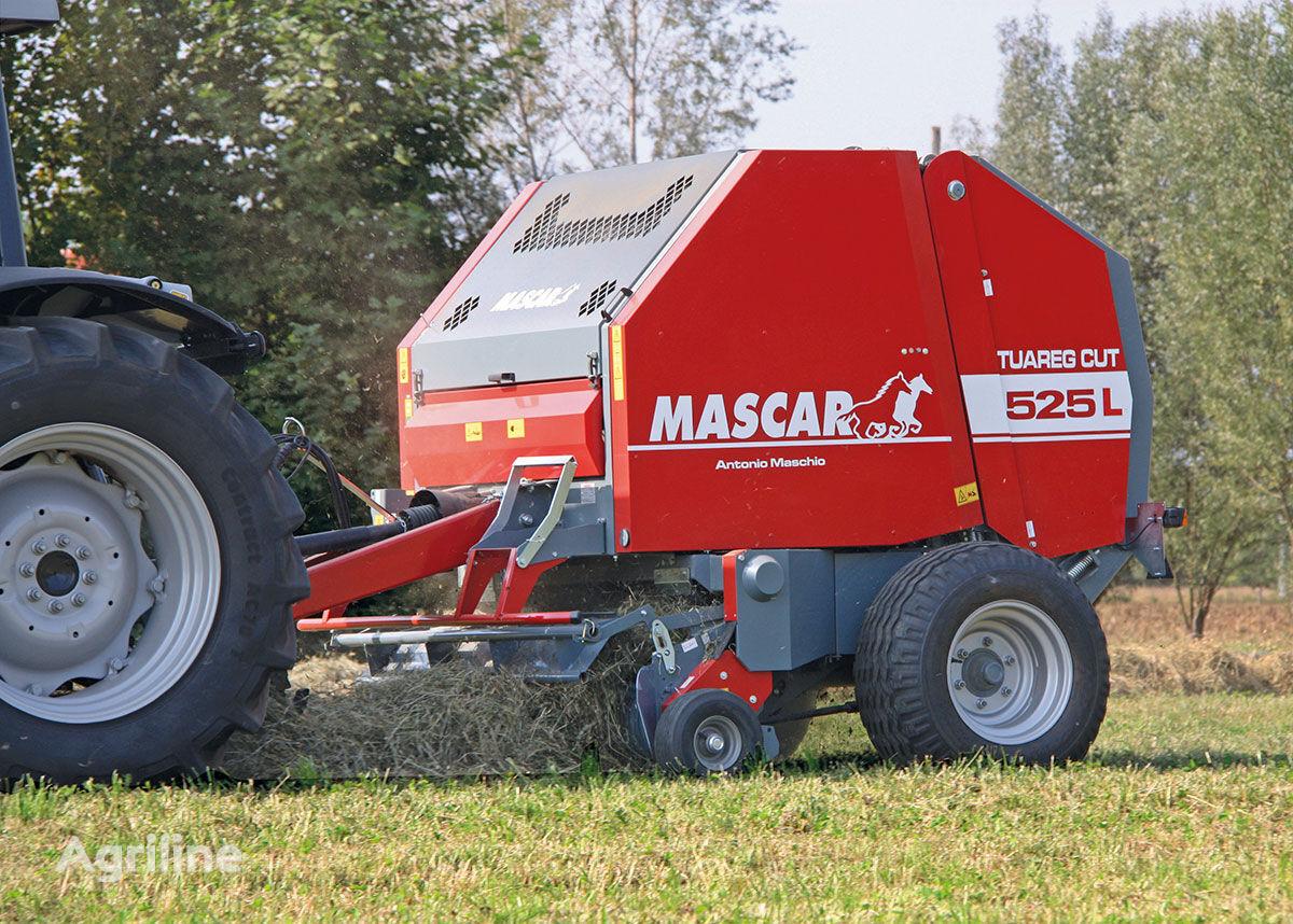 new Mascar TUAREG 525 round baler