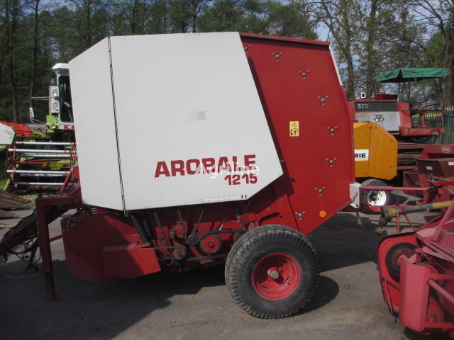 CLAAS ROLLANT 66 / AROBALE 1215 round baler