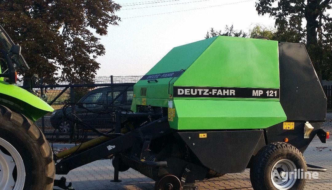 DEUTZ-FAHR MP 121 round baler