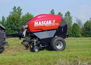 new Mascar DIAVEL 630 round baler