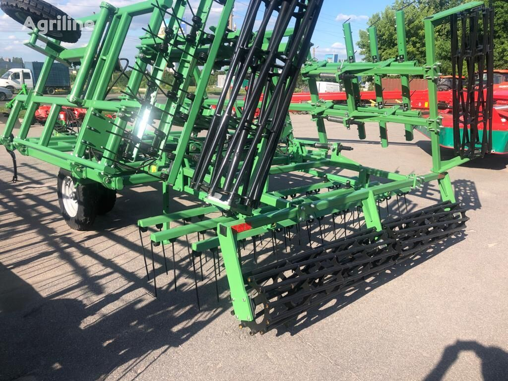 new 10 m. NOVYY seedbed cultivator