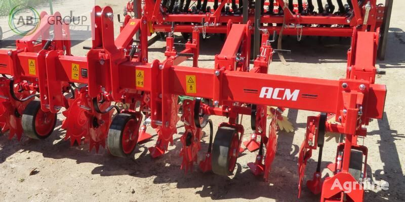 new AB group Hackmaschine ACM-5/Inter-row cultivator ACM-5/Pololnik seedbed cultivator