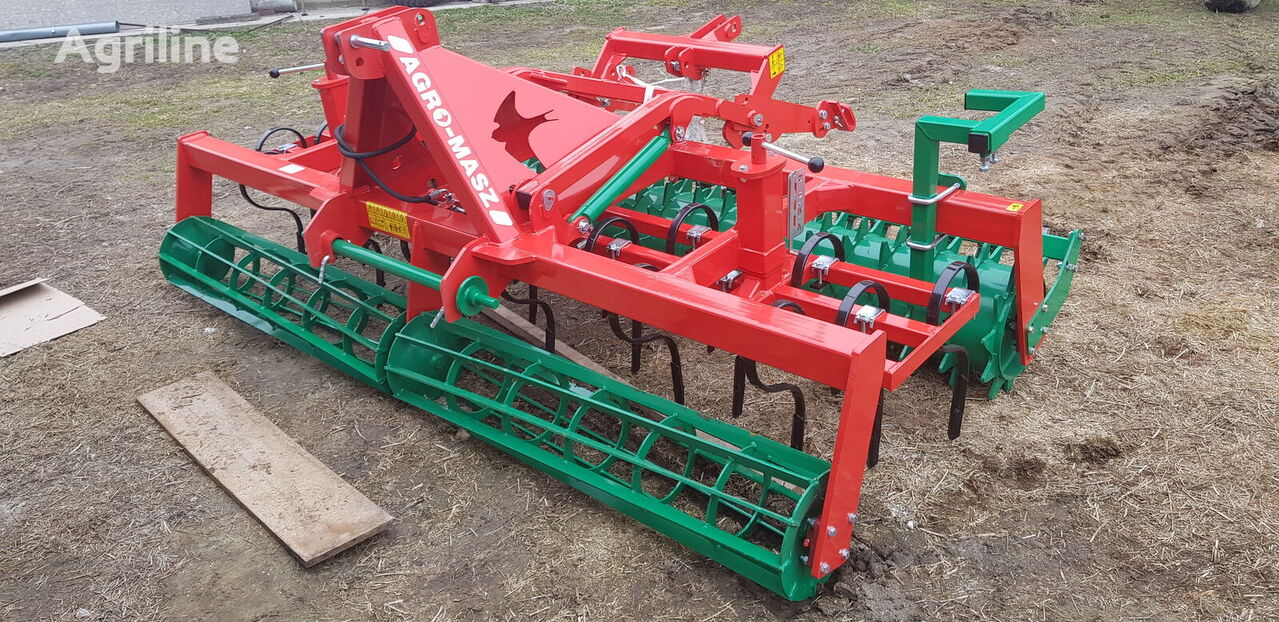 new AGRO-MASZ AS  seedbed cultivator