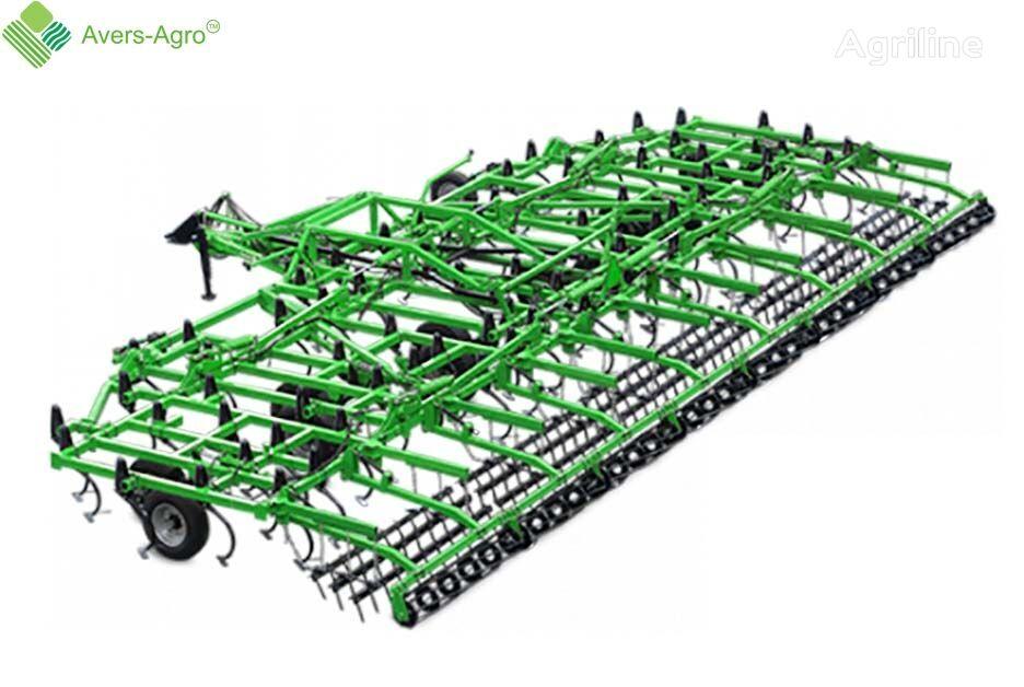 new Avers-Agro Kultivator sploshnoy obrabotki Green Scraper 9,5 m seedbed cultivator