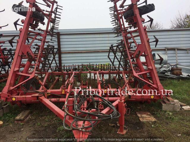 ELVORTI (CHERVONA ZIRKA) Voshod №462 Na zapchasti!! seedbed cultivator for parts