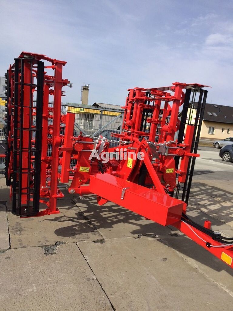 new OPaLL-AGRI Saturn seedbed cultivator