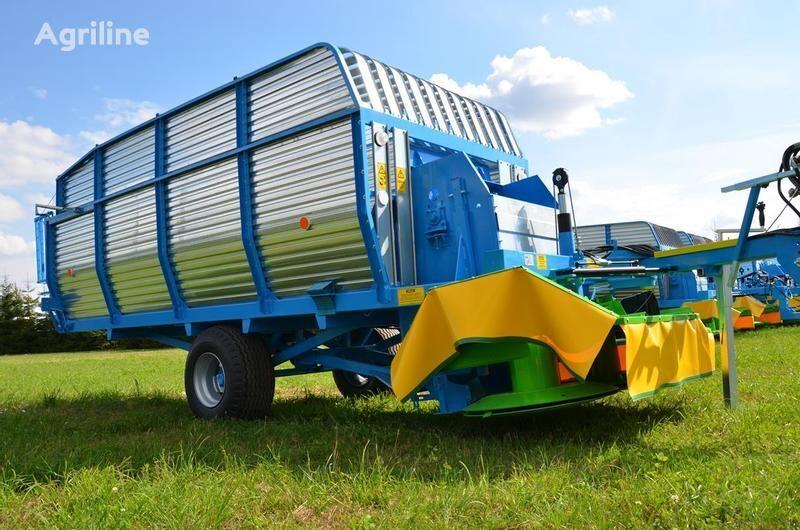 new Mähladewagen Zamet T635/1 5000 kg 19 m3 Ścinacz zielonek self-loading wagon