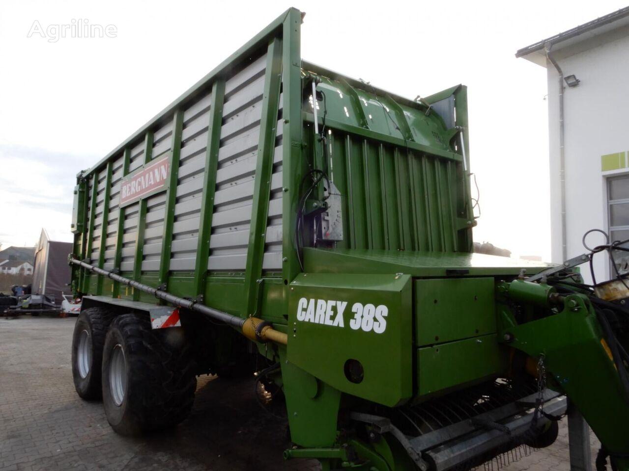 BERGMANN CAREX 38S self-loading wagon