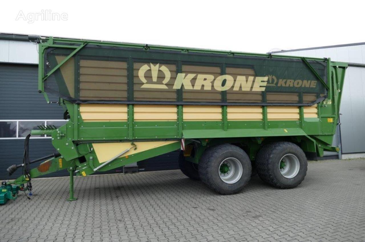 KRONE TX 460 self-loading wagon