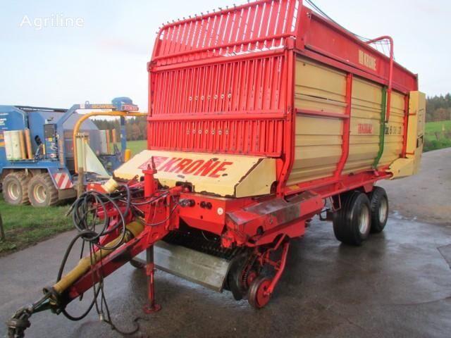 KRONE Titan 6/36 GD self-loading wagon