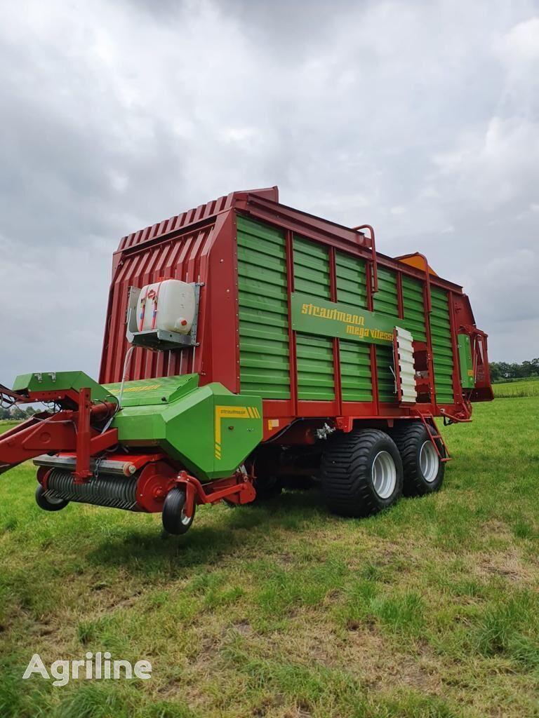 STRAUTMANN Mega Vitesse 2 Do self-loading wagon