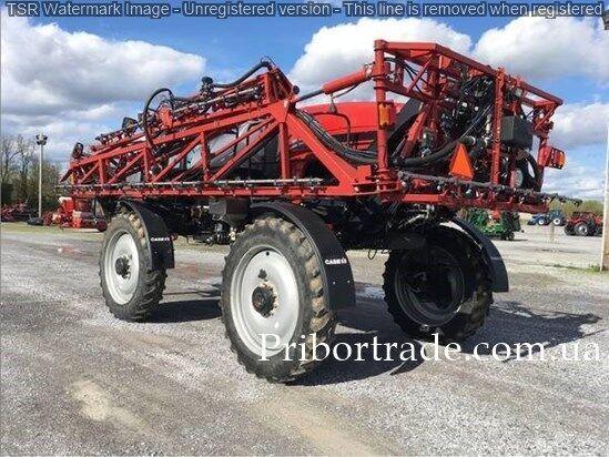 CASE IH IH PATRIOT 3340 №565 self-propelled sprayer