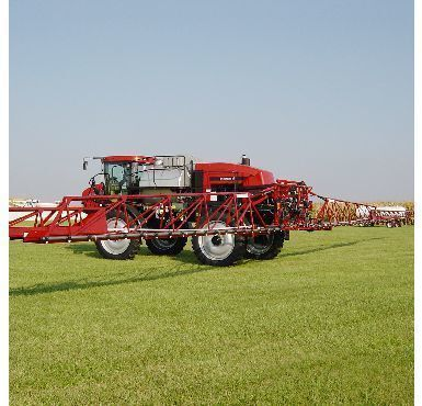new CASE IH SPX 3230 PatriotTM  c AIM pod 1% godovyh self-propelled sprayer