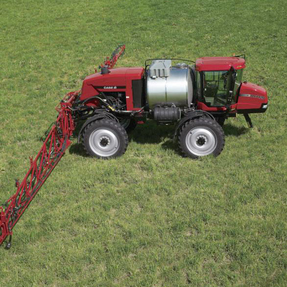 new CASE IH SPX3330 pod 1% godovyh self-propelled sprayer