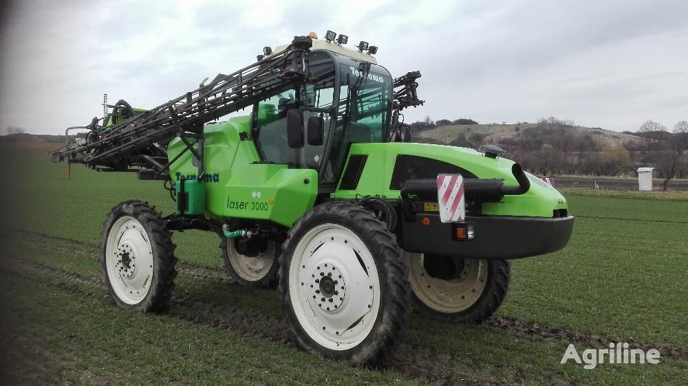 TECNOMA Laser 3000 self-propelled sprayer