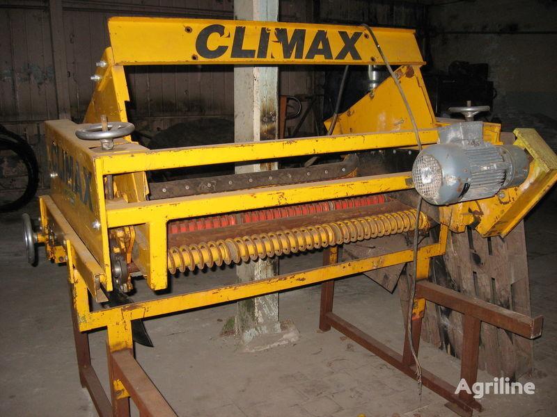 CLIMAX pristavka dlya kolibrovki (reguliruemaya) sorting machine