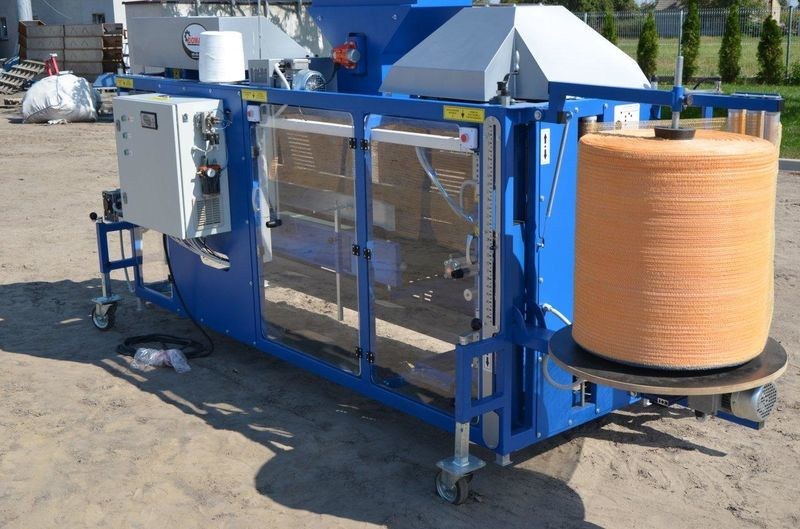new v rashel-meshki sorting machine