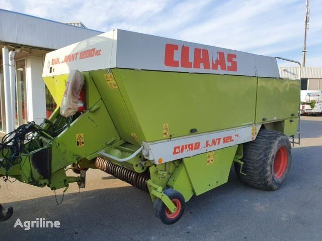 CLAAS QUADRANT 1200 RC square baler