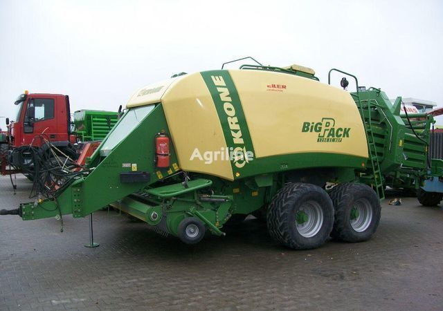KRONE Big Pack 1290XCHDP square baler