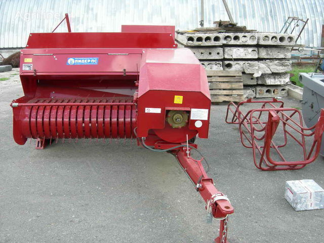new ROSTSELMASH Tukan 1600 square baler