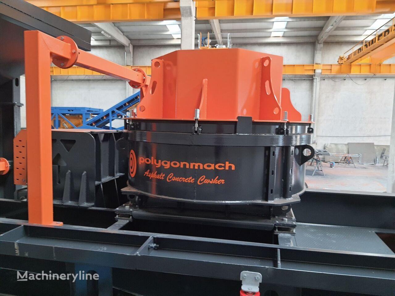 new POLYGONMACH VSI700/800/900 VERTICAL SHAFT IMPACTOR stone crusher