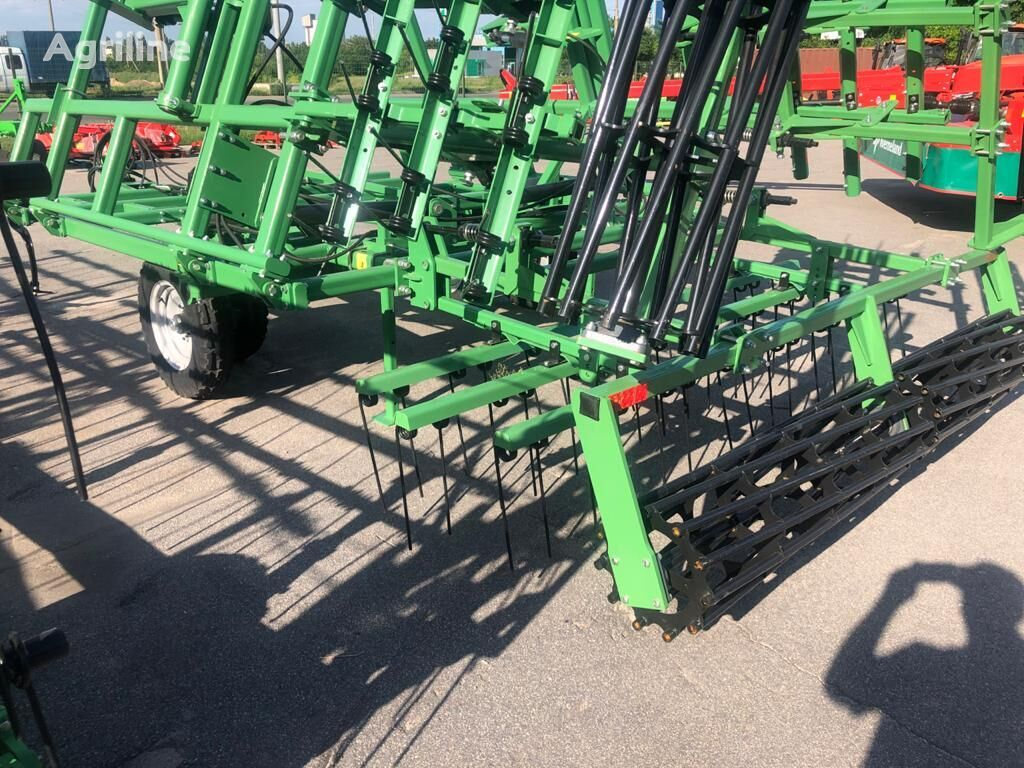 new stubble cultivator