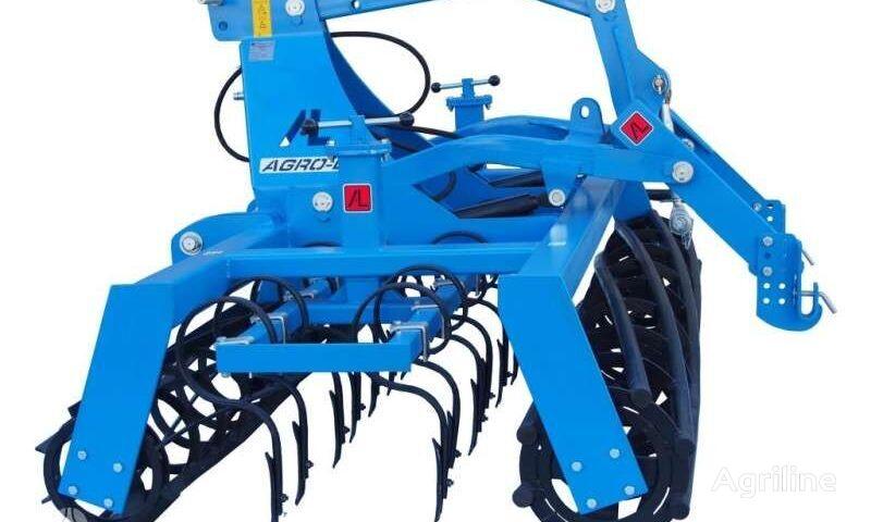 new AGRO-LIFT Kultivatorius sėjamajai, soil preparation / cultivatio stubble cultivator