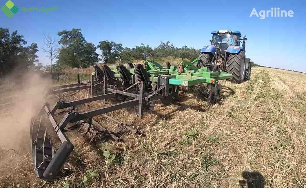 new Avers-Agro Verti-till turbokultivator Green Wave 3,9 m. Gos.kompensaciya do stubble cultivator